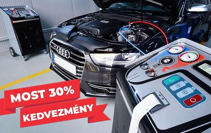 Green Car Prémium Autoszerviz - Ózonos autóklíma tisztítás, feltöltés és szervizelés