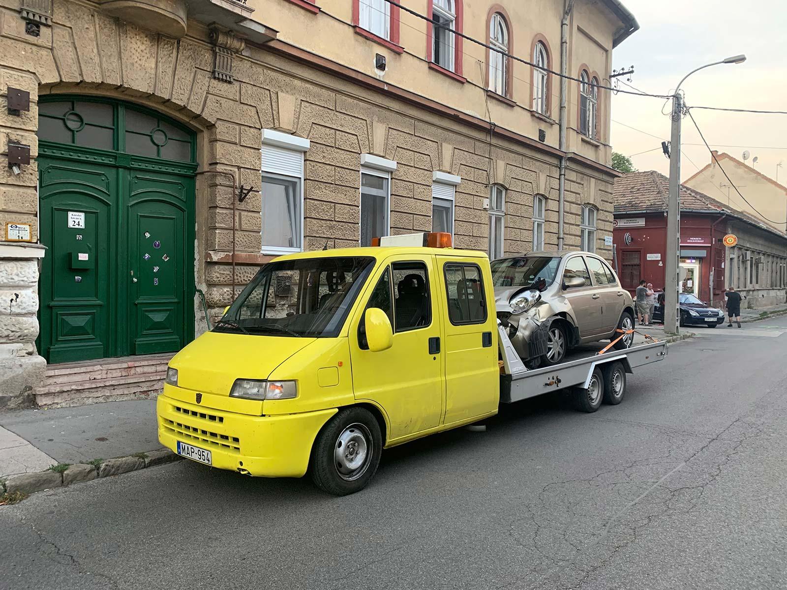 Green Car Autómentés Budapesten