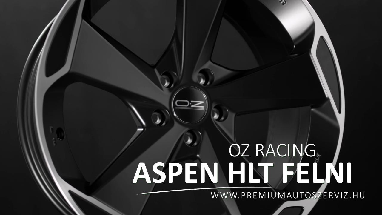 OZ Racing ➤ Aspen HLT Alufelni