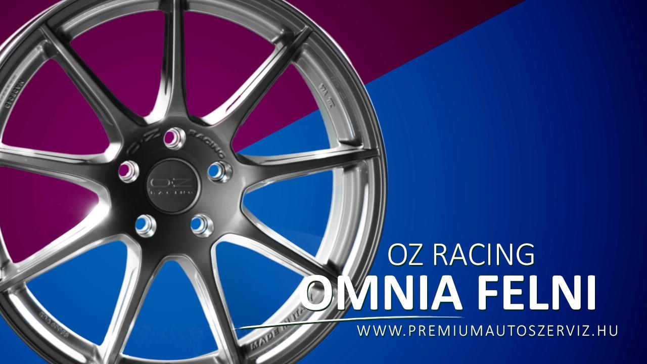 OZ Racing Tuning ➤ OMNIA Alufelni
