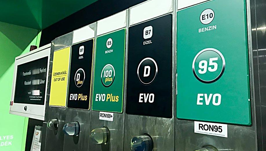 E10 - a jelölés, amitől rettegnek a benzinesek