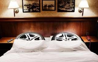 Gumihotel Budapesten - Ahol a gumik pihennek!